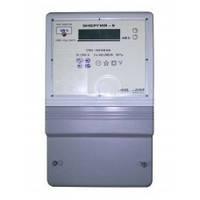 """Счетчик электроэнергии  CTK3-10 Q2 H4.K4t """"Энергия-9"""", 5А 3ф 3х220 / 380В, (+ А, + R, -R) кл.точн.1 электр. трансф.вкл. Однотарифный, Телекарт"""