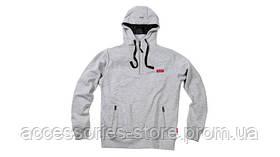 Мужская толстовка с капюшоном Audi Mens sweat hoody, Audi Sport, grey