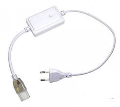 Шнур питания - Контроллер для ленты 5050 (RGB) 220В