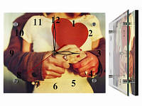 Часы для дома настенные Все в наших руках