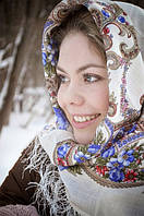 Пополнение ассортимента украинских платков