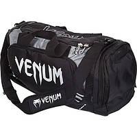 Сумка спортивная Venum Trainer Lite Sport Bag Grey