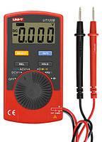 Мультиметр универсальный UT120B АВТОМАТ, карманный цифровой вольтамперомметр