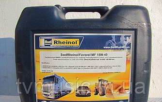 Моторное масло  Rheinol Favorol MF SHPD 15W-40 20L