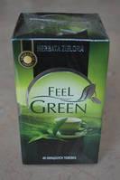 Чай FEEL GREEN класичний