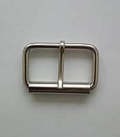 Пряжка литая 35 мм, никель
