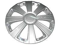 Колпаки на колеса диски для дисков R13 RST серые колпак