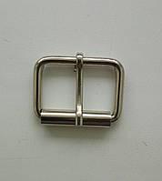 Пряжка литая 30 мм никель