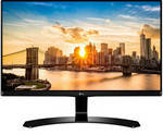 "Монитор LCD LG 27"" 27MP68HM-P D-Sub, 2xHDMI, MM, IPS (27MP68HM-P)"