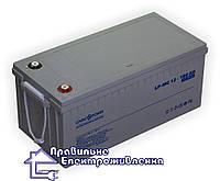 Мультигелевий (AGM) акумулятор LPM–MG 180 AH, 12V, фото 1