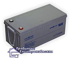 Мультигелевий (AGM) акумулятор LPM–MG 180 AH, 12V