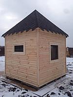 Апи-домик Модель №1 (в виде пирамиды «Золотое сечение»), фото 1