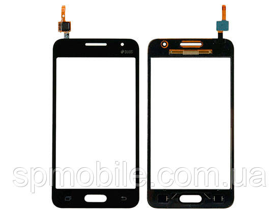 Touch screen Samsung G360,G361 Core Prime чорний