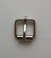 Пряжка литая 16 мм никель