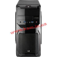 Корпус AeroCool PGS QS 183 Advance (Black) + Aerocool VX-550 Mini Tower (4713105956429)
