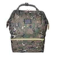 Камуфляжный городской рюкзак - Артикул 87-1287