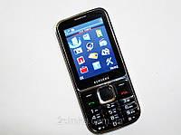 "Телефон Samsung S006 - 2Sim+2,4""+Camera+BT+FM, фото 1"