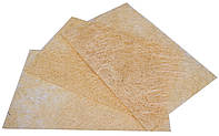 Сизаль пресованая Бежевый Сизалевый лист  20x30 см А4 1 шт