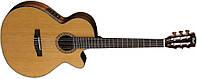 Классическая гитара с датчиком Cort CEC7 Fishman Natural, фото 1