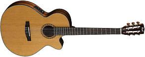 Классическая гитара с датчиком Cort CEC7 Fishman Natural