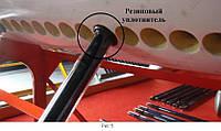 Силіконова ущільнювальна манжета d58 для термосифонок, внутрішня, фото 1