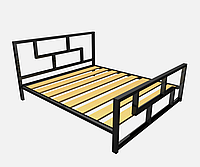 Кровать металлическая Лофт