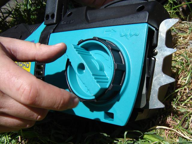 цепная электро пила Садко ECS-2400