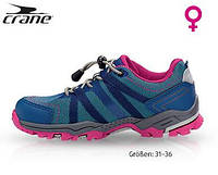 Подростковые походные кроссовки для девочек Crane