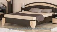 Аляска кровать двухспальная 160 (Мебель-Сервис)  2072х1704х1012мм
