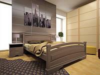 Кровать Атлант 20. Кровати из дерева в Харькове