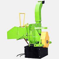 Измельчитель ветвей ИВ20  (с авто. подачей, максимальный диаметр перерабатываемых ветвей 200 мм)
