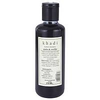 Шампунь Кхади Амла - Арита, shampoo Khadi Amla - Reetha, 210 мл
