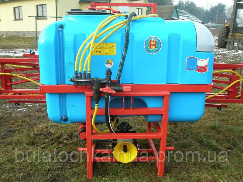 Обпрыскиватель 800 л  штанга 12 м (ОГН-800/12)+стабилизатор