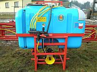 Обпрыскиватель 800 л  штанга 14 м ОГН-800/14+стабилизатор