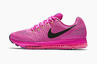 Женские кроссовки Nike Zoom All Out Flyknit pink