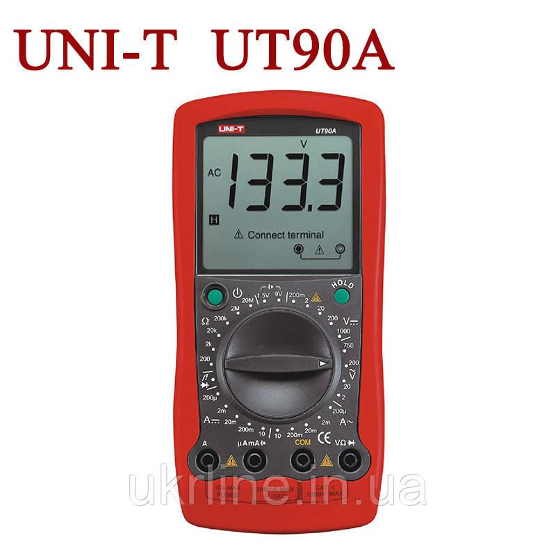 Цифровой мультиметр UT-90A, портативный многофункциональный тестер - Интернет-магазин UkrLine в Киеве