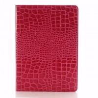 "Чехол - книжка для iPad Pro 9.7"" Ajakes Crocodile Hot Red"