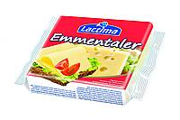 Сыр порционный Lactima  Emmentaler 130гр