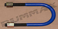 Стремянка рессоры с гайкой на M24x3x128x270 (1) BPW  0313841014 - BUMMAX  - BMT00361 W/N
