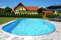 "Каркасный бассейн ""Toscana"" (3,5 x 7,0 м,  h= 1,2м)"