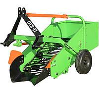 Картофелекопалка транспортерная ДТЗ-1Т для минитракторов и тракторов (без кардана)