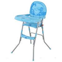 Стульчик для кормления Bambi GL 217 голубой, фото 1