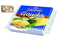 Сыр порционный Lactima Gouda 130гр