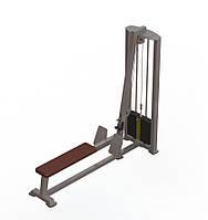 Блок для мышц спины (нижняя тяга)