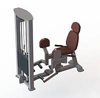 Тренажёр для отводящих мышц бедра (разведение ног), стек 85 кг