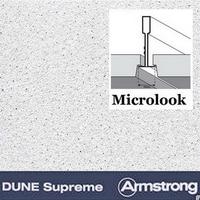 Armstrong Dune Supreme MicroLook плита подвесного потолка
