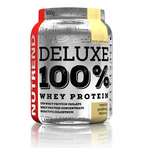 NUTREND Deluxe 100% Whey Protein 900 g