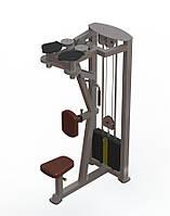 Тренажер для задних дельт и мышц груди комбинированный