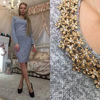 Платье Ожерелье