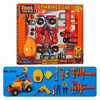 Детские инструменты Автосервис, 2042 в коробке
